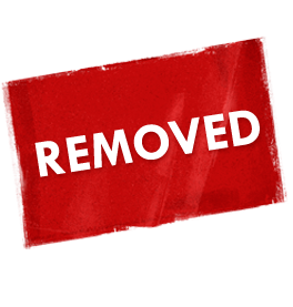 Content Removal